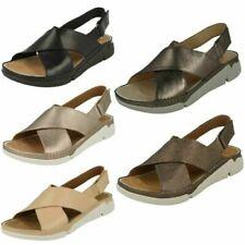 Ladies Clarks Casual Summer Sandals 'Tri Alexia'