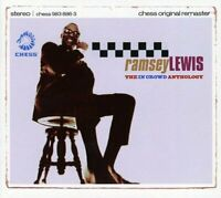 Ramsey Lewis-The In Crowd - Anthology CD Box set  New