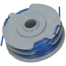 Double Twin Line & Spool for FLYMO POWER TRIM 300 500 700 Trimmer Strimmer