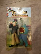McFarlane THE BEATLES Yellow Submarine Action Figure Paul & sucking monster NEW
