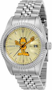 Invicta 24875 Garfield Limited Edition Quartz Date Stainless Steel Womens Watch