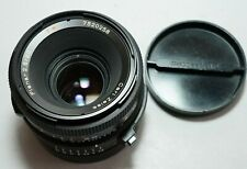 Hasselblad Carl Zeiss FE Planar 80/2.8 Lens Late Version Serial no. 752xxxx