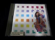 SHEILA MAJID CD Warna 1988 EMI Malaysia  *Rare*