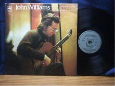 JOHN WILLIAMS-Greatest Hits  UK  LP
