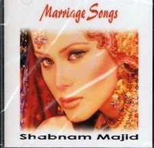 SHABNAM MAJID - MARRIAGE SONGS - BRAND NEW SOUND TRACK CD