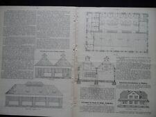 1913 Badeanstalt der St. Michel Deutsch Oth Deutschoth Audun-le-Tiche Warburg
