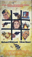 The Sell Out (VHS) OOP HTF 1976 Action Thriller!