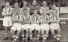 COLCHESTER UNITED FOOTBALL TEAM PHOTO>1947-48 SEASON