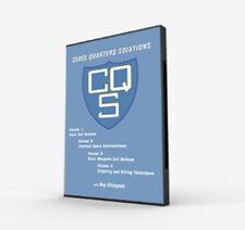 Close Quarters Solutions DVD