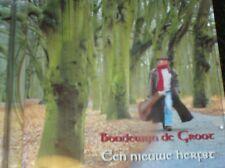BOUDEWIJN DE GROOT - EEN NIEUWE HERFST (1996) Wonderkind van 50, Avond, Eva...