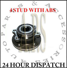 VW GOLF MK5 1.4 1.6 1.9 2.0 JETTA 1.6 1.9 2.0 FRONT 4 STUD WHEEL BEARING HUB ABS
