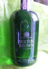 Brand New Molton Brown 300ml Bracing Silverbirch Masculine Bath & Shower Gel