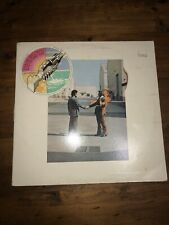 Pink Floyd Wish You Were Here vinyl Gatefold Lp Record 1974 & Making Of Booklet