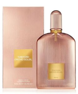 Authentic Tom Ford Orchid Soleil Eau De Parfum in Box - 100ml