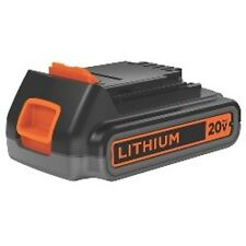 Black & Decker Tool Part LBXR2020 20V MAX* 2.0 Ah Lithium Battery Pack