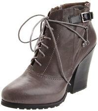 New Women's Bacio 61 Pesanti  cement  Leather boots  size 6.5 (MSR 160)