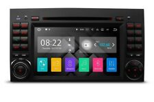 RADIO DVD GPS MERCEDES BENZ CLASE A B VITO VIANO SPRINTER ANDROID 7.1 LCD TACTIL