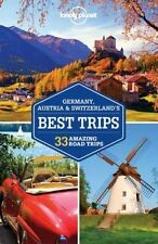 Lonely Planet Germany, Austria & Switzerland's Best Trips by Kerry Christiani, Lonely Planet, Tom Masters, Nicola Williams, Ryan Ver Berkmoes, Sally O'Brien, Benedict Walker, Andrea Schulte-Peevers, Catherine Le Nevez, Marc Di Duca (Paperback, 2016)