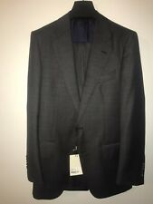 Suitsupply Washington Abito Grigio UK 40