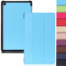 Case For Amazon Kindle Fire HD 10 8 7 2017 7th Gen Leather Smart Stand Cover NEW