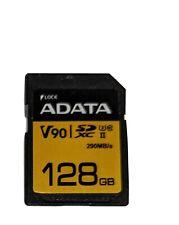 Adata V90 Sdxc 128gb 290 mbs