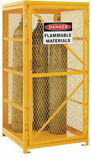 CYLINDER STORAGE CABINET for Propane & Welding Gas & Compressed Air Tanks 65x31