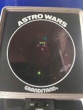 GRANDSTAND ASTRO WARS VINTAGE RETRO ARCADE GAME 1981 BOXED