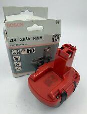 Bosch Battery Pack 12 V-O Standard Duty (SD) 2,6 Ah Nimh  2 607 335 684