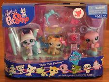 Littlest Pet Shop Stylin' Pets Runway 1022 1023 1024 Great Dane Dog Cat RARE