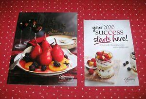 New! 2020 Success Starts Here Recipe Book+Slimming World Cookbook Love Desserts