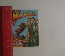Autocollant/sticker: PEZ Madagascar (200117137)
