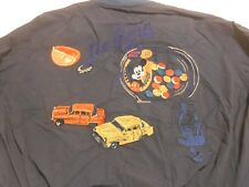 Vintage 1991 IceBerg Disney Mickey Gumball XXL Jacket Excellent Made in Italy