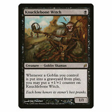 Knucklebone Witch - NM/M - Lorwyn - MTG