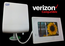 BUNDLE Cell Phone Signal Booster Kit Verizon LTE 700 Repeater Home Office Indoor