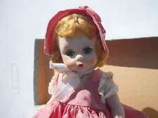 Madame Alexander Alexander-Kins Doll Wendy 1953 SLW Taffeta Outfit Box Blonde
