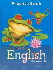 Moving Into English, Practice Book, Grade 2