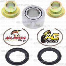 All Balls Rear Lower Shock Bearing Kit For Yamaha YZ 80 2000 Motocross Enduro