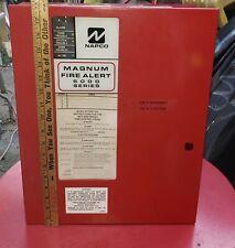 Fire Alarm Control Panel Napco Magnum Fire Alert 6000 Series