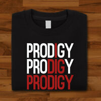 I Dig Prodigy House Music Synth Unisex Free UK Delivery HD7 Black T-Shirt