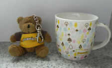 More details for brownies / girl guiding cup mug and teddy bear keyring