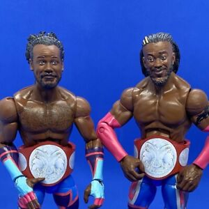Raw Tag Team Championship Belts