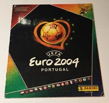 Panini Euro 2004 / 04 Complete Excellent Condition