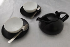 Rosenthal studio-line TAC Gropius black Set 7tlg / Tea for Two Neuware