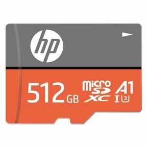 HP Carte MicroSD 512 Go