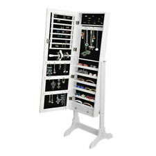 Levede B1002-WH Jewelry Organiser Box - White