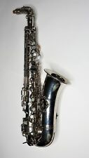 "Conn New Wonder Series II ""Chu Berry"" Silver Plated Alto Saxophone #M161903"