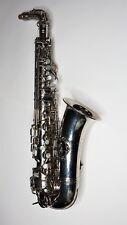 "Conn New Wonder Series II ""Chu Berry"" Nickel Plated Alto Saxophone #M161903"
