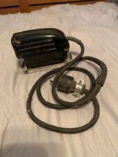 Vintage Power Kraft Bakelite Handle Electric Hand Vibrating Sander