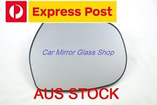 RIGHT DRIVER SIDE TOYOTA HIACE 2005 ONWARD MIRROR GLASS WITH BACK PLATE