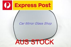 RIGHT DRIVER SIDE  MIRROR GLASS FOR TOYOTA HIACE 2005 - 2018